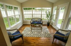 Diamond Circle Sunroom